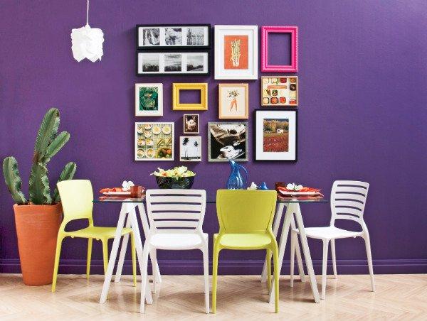 Quadros decorativos bem dispostos 11