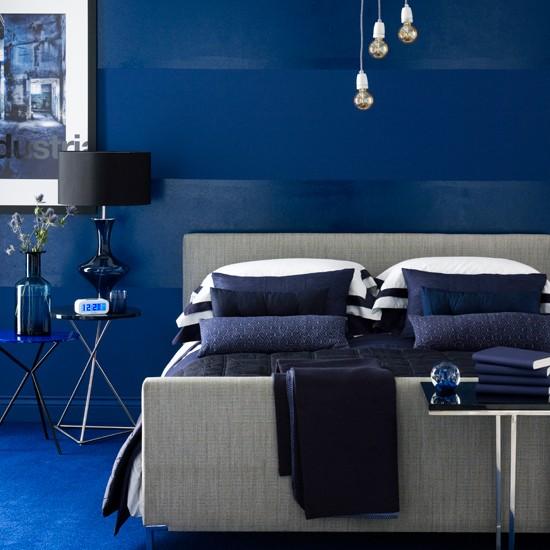 Azul Mônaco na decoração 12