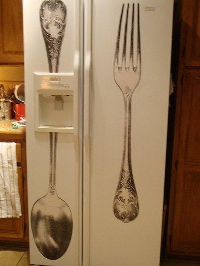 Adesivos de geladeira 2