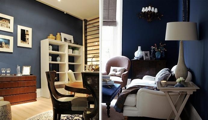 Azul Mônaco na decoração 3