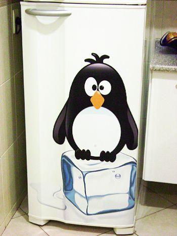 Adesivos de geladeira 4