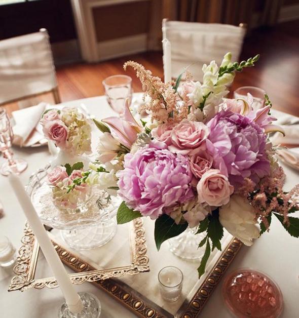 Casamento Retrô Romântico 4
