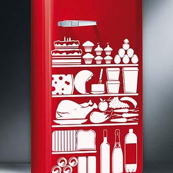 Adesivos de geladeira 6