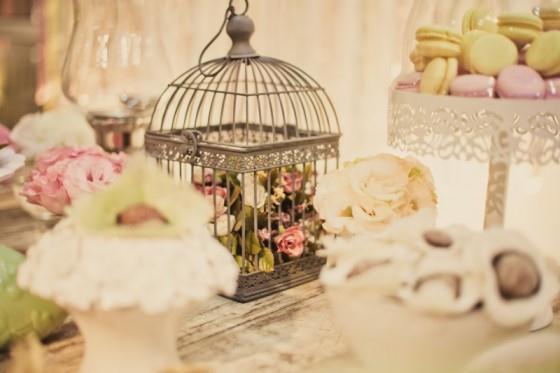 Casamento Retrô Romântico 9