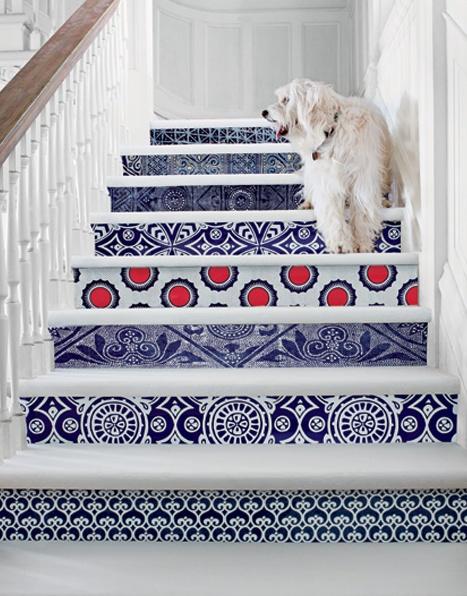 Escada nova