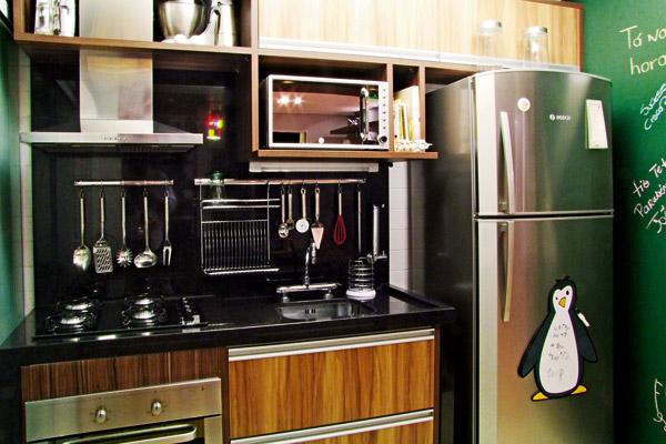 Cozinhas práticas