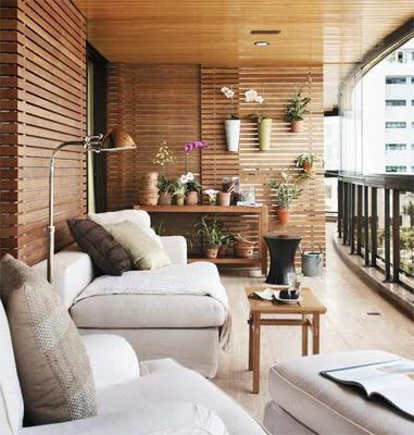 Ideias para decorar varanda