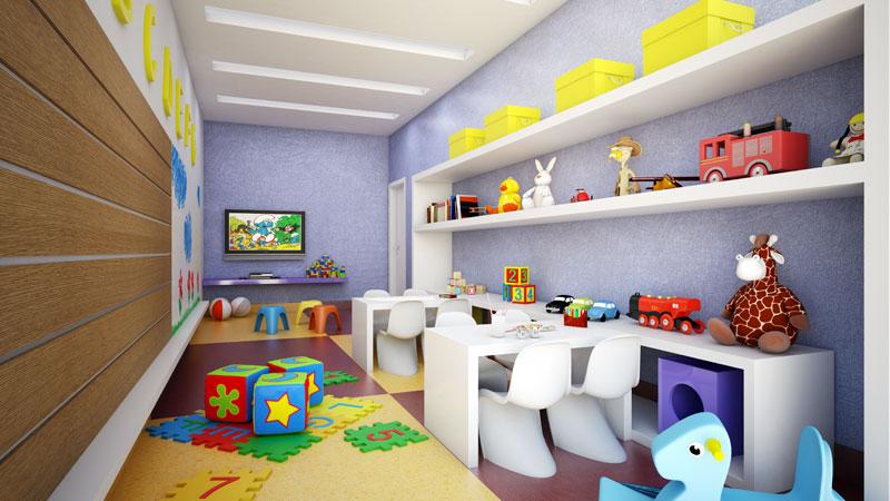 Sala para as crianças 4