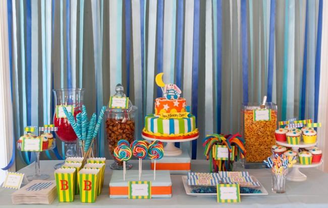 decorar festa de aniversário infantil 4