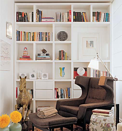Biblioteca em casa 5