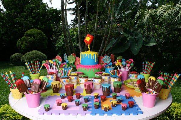 decorar festa de aniversário infantil 6