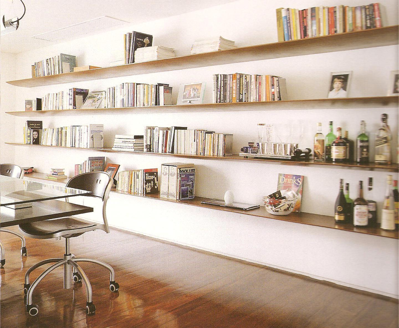 Biblioteca em casa 7