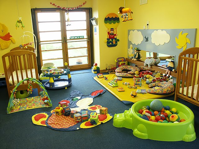 Sala para as crianças 8