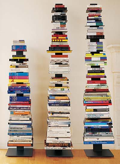 Biblioteca em casa 8