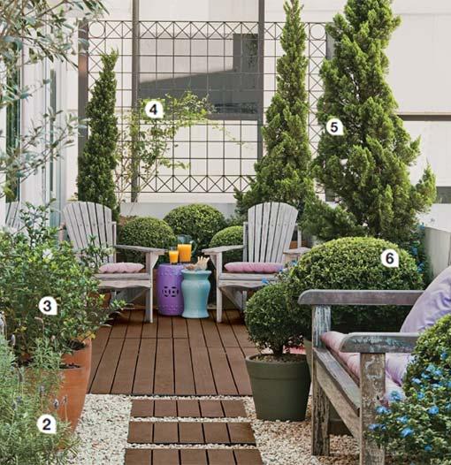 Ideias para decorar varanda 9