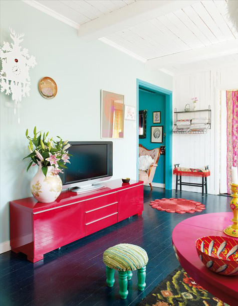Decorar com cores