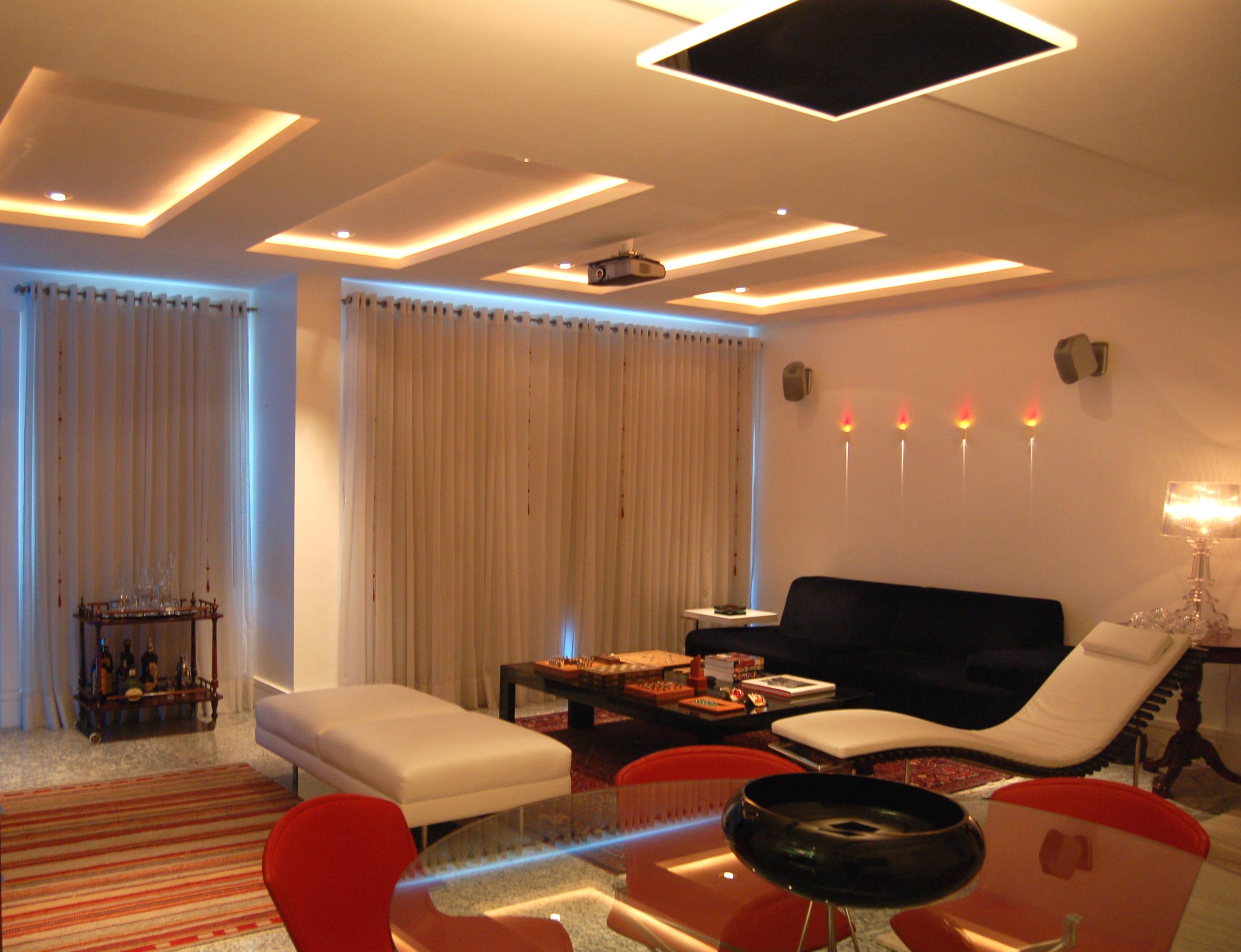 Iluminação na decoração 5