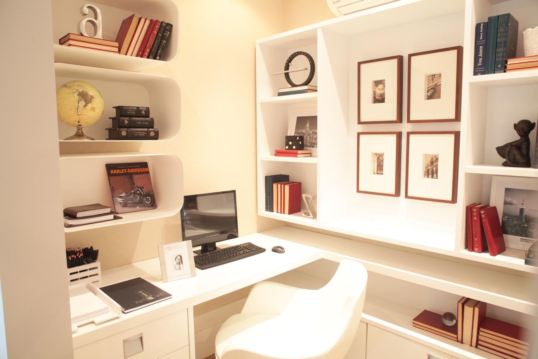 Como decorar o escritório sem gastar muito
