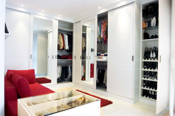 Planejar closet