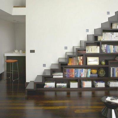 Ideias para decorar a escada