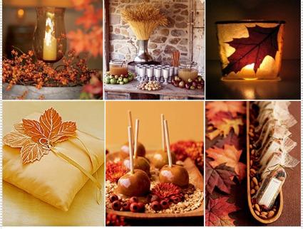 Decoração de outono 2