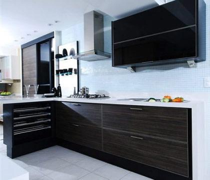 Como decorar cozinha escura 3