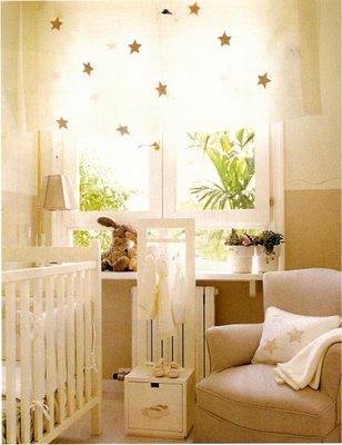Cortina para o quarto de bebê 3