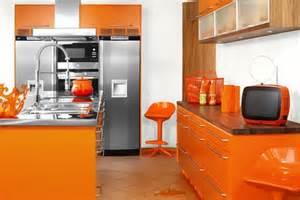 cor Tangerine na decoração 4