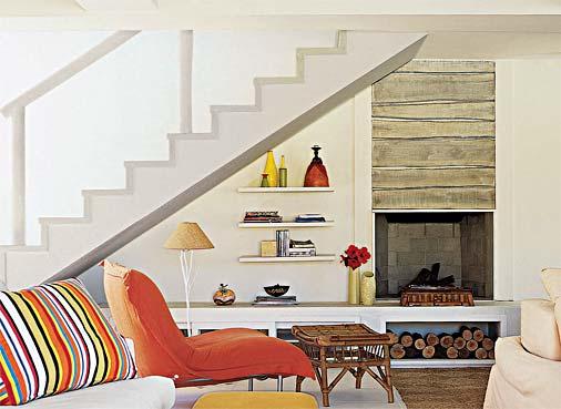Ideias para decorar a escada 4