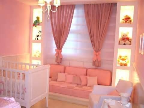 Cortina para o quarto de bebê 6