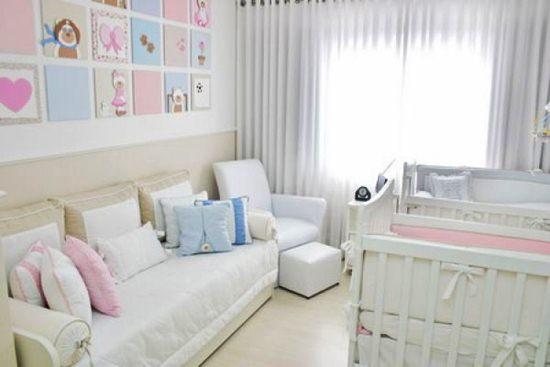 Cortina para o quarto de bebê 7