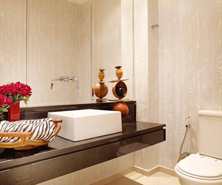 Banheiros decorados fotos