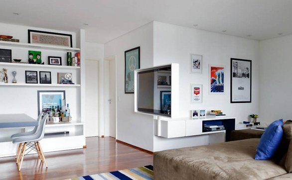 Apartamento de solteiro pequeno 2