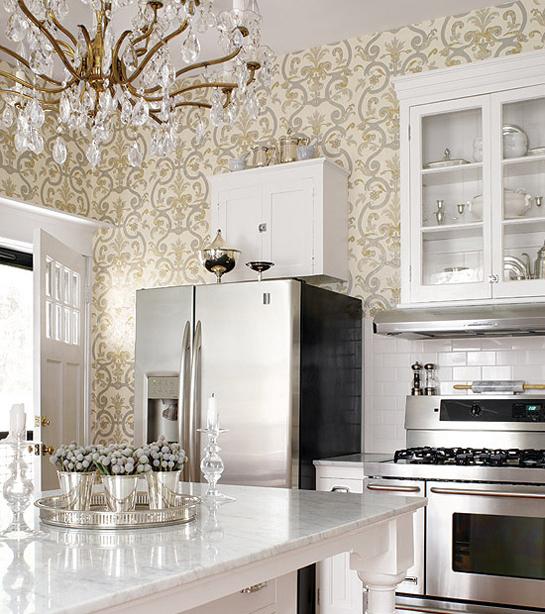 Papel de parede para a cozinha 2