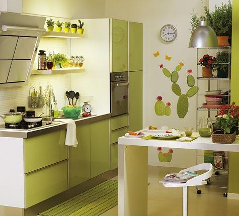 Decorar cozinha pequena 3