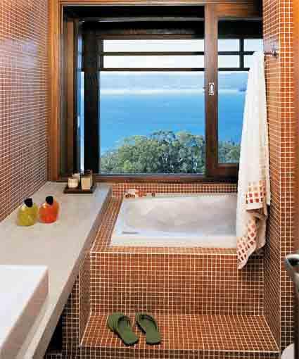 Banheiro com banheira 4