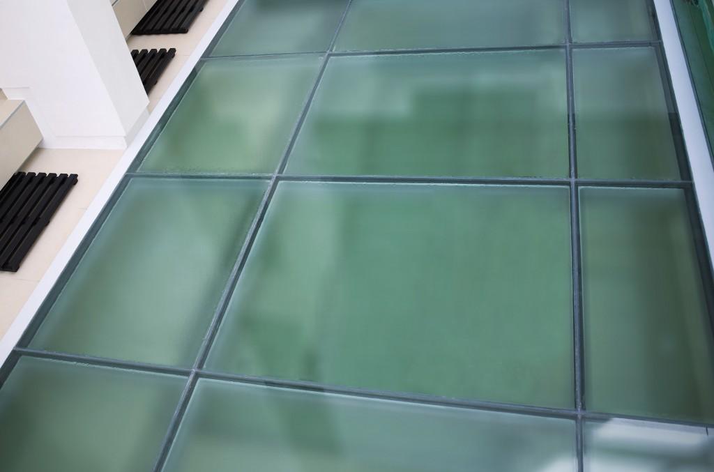 Pisos de vidro 5