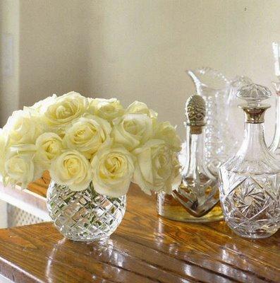 Flores naturais na decoração 5