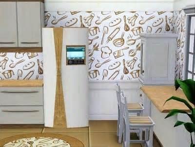 Papel de parede para a cozinha 6