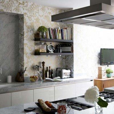 Papel de parede para a cozinha 7