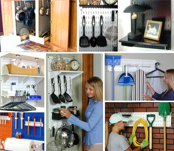 Truques simples para organizar a casa 7