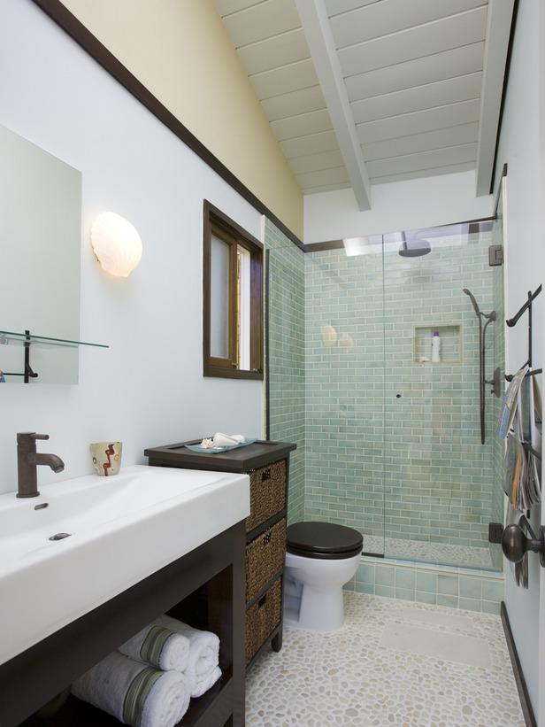 Banheiros decorados fotos 7