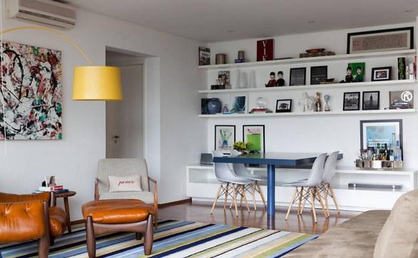 Apartamento de solteiro pequeno 8