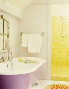 Amarelo e roxo na decoração 2