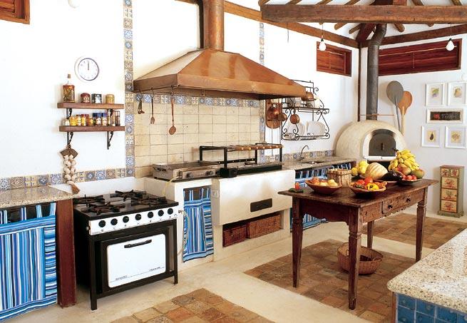 Como decorar uma cozinha externa 2