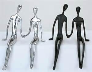 Como decorar com esculturas 4