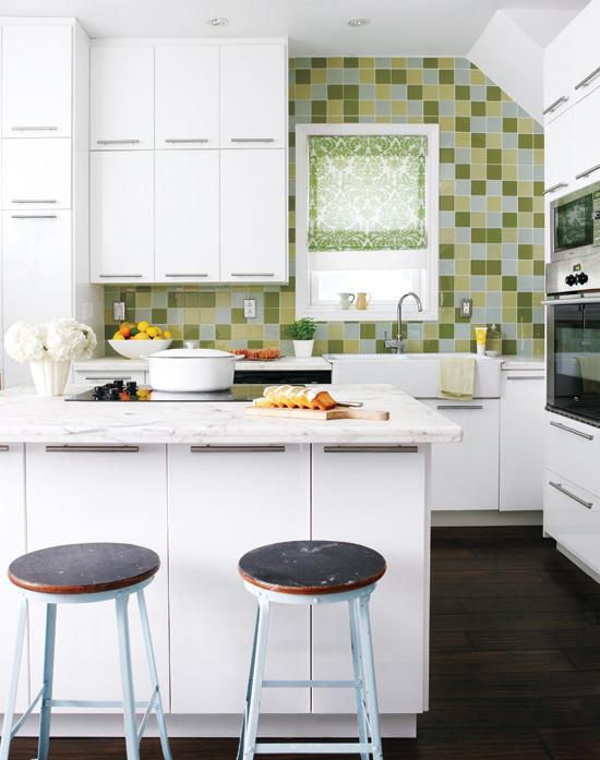 Como decorar a cozinha pequena 5