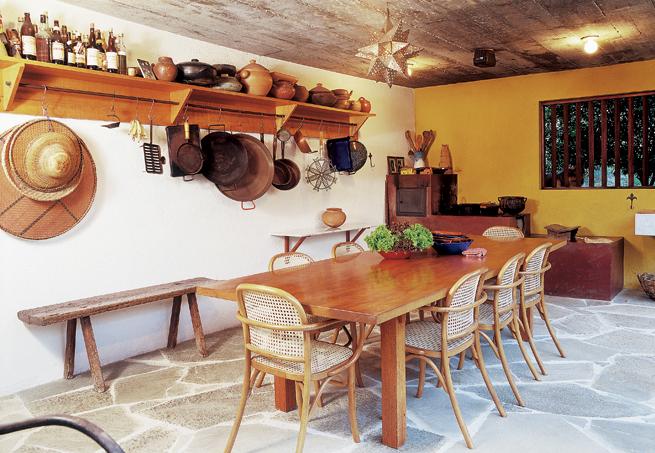 Como decorar uma cozinha externa 5
