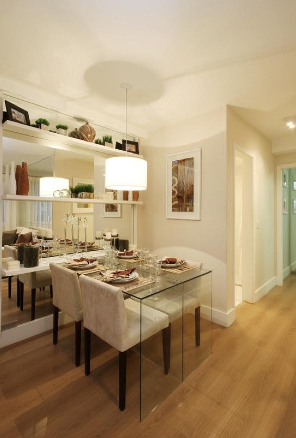 Sala de jantar pequena 5