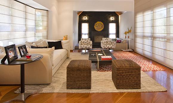 decoração com tapete 6